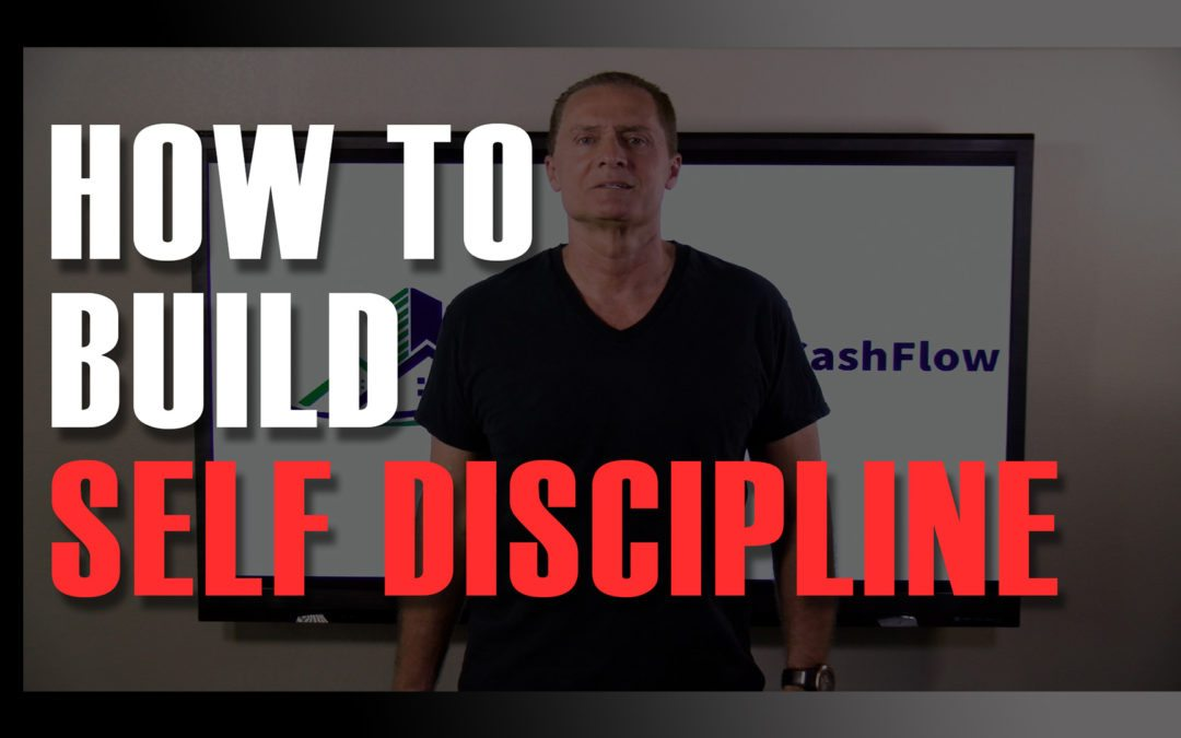 Ep #142 – Building Self Discipline – Your Driving Force Success Tip