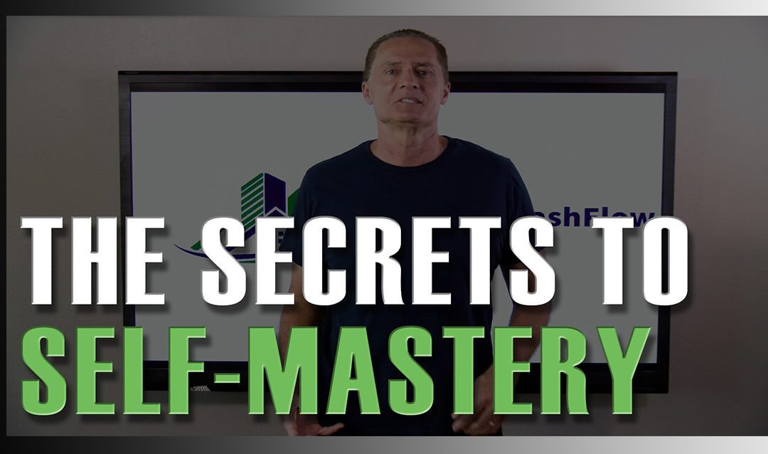 Ep #144 – How To Achieve Self Mastery – Your Driving Force Success Tip