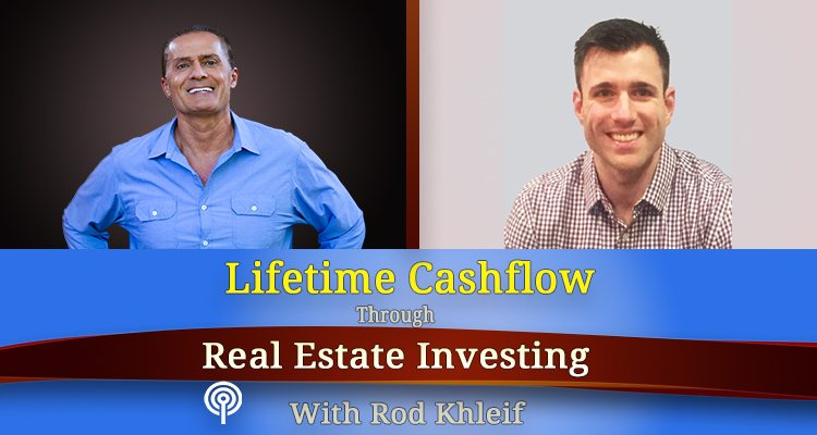 Ep #205 – Tom Cafarella – Discusses the Four Best Methods to Generate Leads – Real Estate Broker who owns 300+ Multifamily Units in the Boston Market