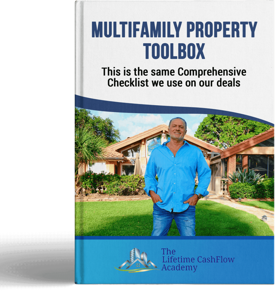 Book Multifamily Property Toolbox